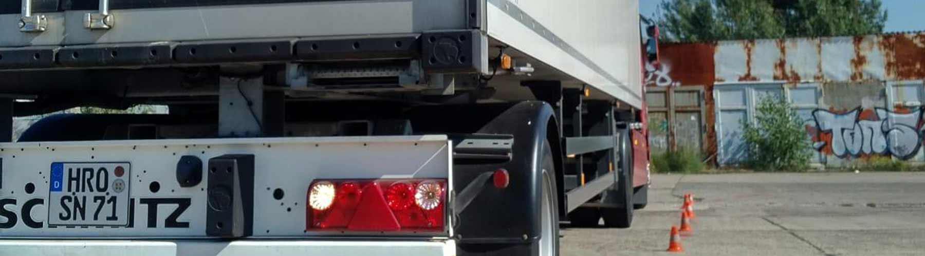 LKW- und Berufskraftfahrerausbildung