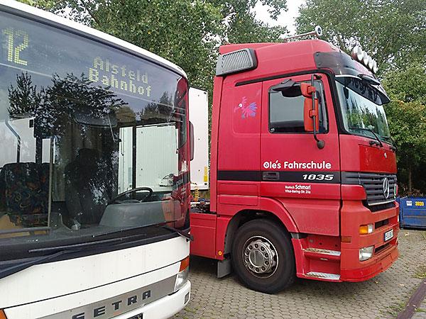 LKW-Ausbildung in Rostock
